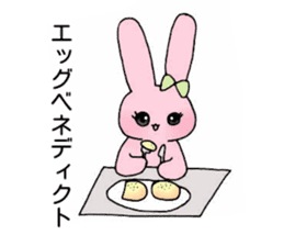 Usako's Otome tin sticker sticker #15850448