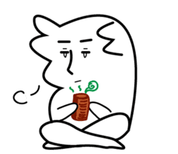 The daily life of Siaoji sticker #15857622