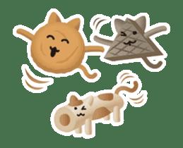 Oden Cat sticker #15864410
