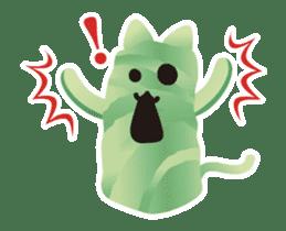 Oden Cat sticker #15864424