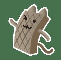 Oden Cat sticker #15864427