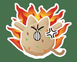 Oden Cat sticker #15864429