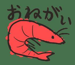 Creature of the aquarium sticker #15869504