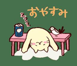 Sleep cat2 sticker #15872688