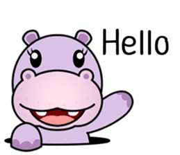 Daimon Hippo(EN) sticker #15875218