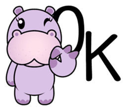 Daimon Hippo(EN) sticker #15875221