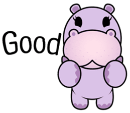 Daimon Hippo(EN) sticker #15875224