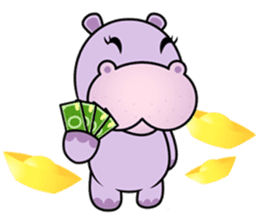 Daimon Hippo(EN) sticker #15875229