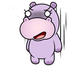 Daimon Hippo(EN) sticker #15875245