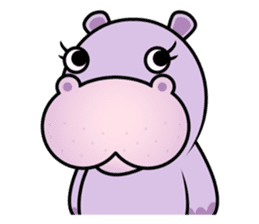 Daimon Hippo(EN) sticker #15875248