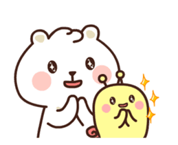 dou wha & mochi (In love) sticker #15883963