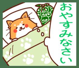 [Working dog] Shiba Inu 1 sticker #15884585