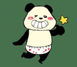 KAWAII papapanda sticker #15886178
