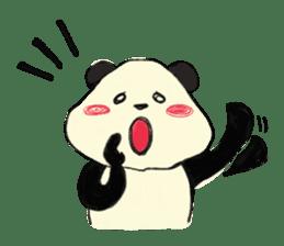 KAWAII papapanda sticker #15886183