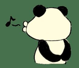KAWAII papapanda sticker #15886184