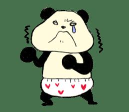 KAWAII papapanda sticker #15886185