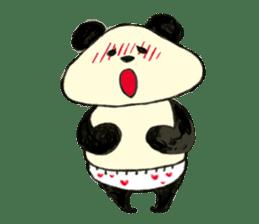 KAWAII papapanda sticker #15886186