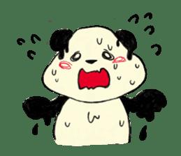 KAWAII papapanda sticker #15886191