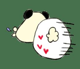 KAWAII papapanda sticker #15886192