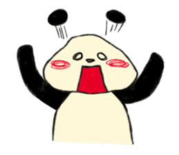 KAWAII papapanda sticker #15886193
