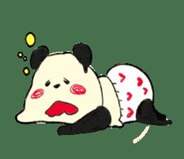 KAWAII papapanda sticker #15886196