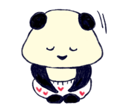 KAWAII papapanda sticker #15886200