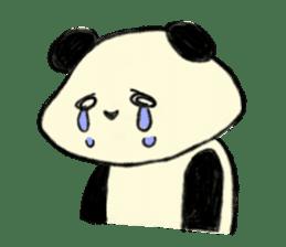KAWAII papapanda sticker #15886204