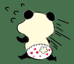 KAWAII papapanda sticker #15886205