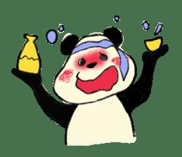 KAWAII papapanda sticker #15886206