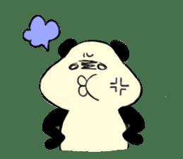 KAWAII papapanda sticker #15886207