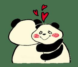KAWAII papapanda sticker #15886208