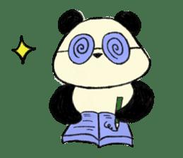 KAWAII papapanda sticker #15886209