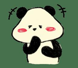KAWAII papapanda sticker #15886210