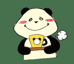 KAWAII papapanda sticker #15886211