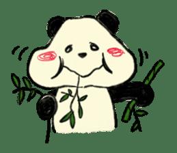 KAWAII papapanda sticker #15886216