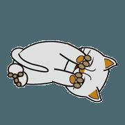 สติ๊กเกอร์ไลน์ 500 cats 4-210e-2