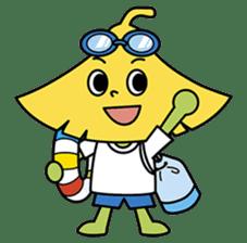 Yochy(Yokohama City University) Ver.2 sticker #15903350