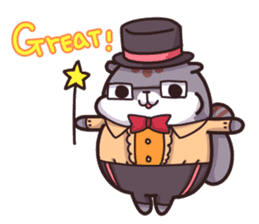 Business Ping-Day of Sentimental sticker #15910744
