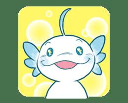 PAPIPAPU Vol.1 Moves sticker #15922580
