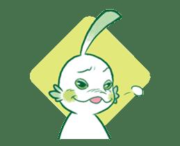 PAPIPAPU Vol.1 Moves sticker #15922590
