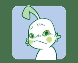 PAPIPAPU Vol.1 Moves sticker #15922591