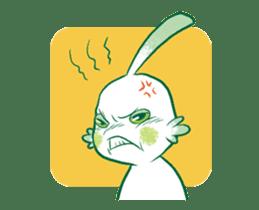 PAPIPAPU Vol.1 Moves sticker #15922593