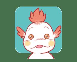 PAPIPAPU Vol.1 Moves sticker #15922597