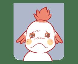 PAPIPAPU Vol.1 Moves sticker #15922598