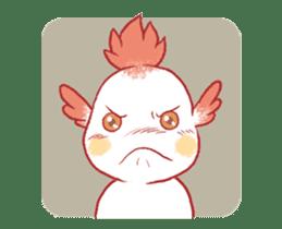 PAPIPAPU Vol.1 Moves sticker #15922600