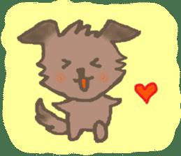 Is my dog colon sticker #15924328