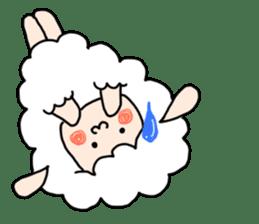 I am cute sheep 2. sticker #15929852