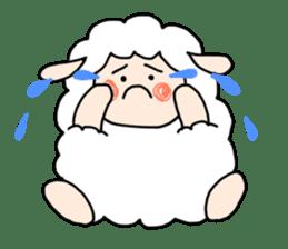 I am cute sheep 2. sticker #15929857