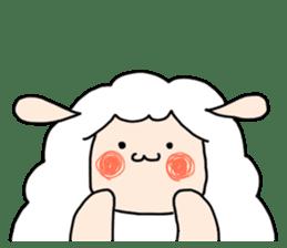 I am cute sheep 2. sticker #15929862