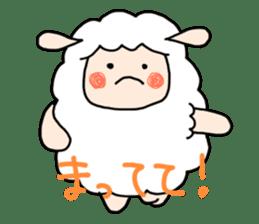 I am cute sheep 2. sticker #15929864